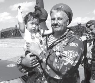 Республиканской организации ветеранов-десантников - быть!