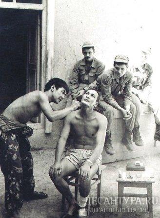Солдаты бреют члены фото 741-427